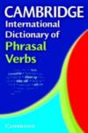 Cambridge International Dictionary of Phrasal Verbs (ISBN: 9780521565585)