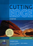 Cutting Edge Starter Students Book and CD-Rom Pack (ISBN: 9781405852265)