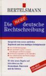Bertelsmann: Die neue deutsche Rechtschreibung (ISBN: 9783577106252)