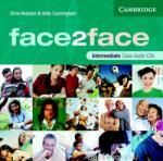 face2face Intermediate Class Audio CDs (ISBN: 9780521603409)