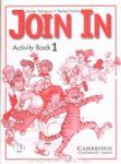 JOIN IN 1. Activity Book - работна тетрадка по английски език от 1 до 4 клас (ISBN: 9780521775212)