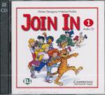 JOIN IN 1. Audio CD - аудио диск по английски език от 1 до 4 клас (ISBN: 9780521773713)