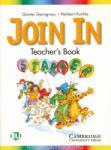 CMBU-30569 добавени: 0 JOIN IN Starter. Teacher`s Book - книга за учителя по английски език от 1 до 4 клас (ISBN: 9780521775182)