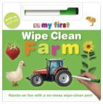 My First Wipe Clean Farm (2010)