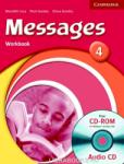 Messages Level 4 Workbook with Audio CD (ISBN: 9780521614405)