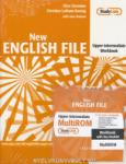 New English File: Upper-Intermediate: Workbook with key and MultiROM Pack: Six-level general English course for adults (ISBN: 9780194518468)