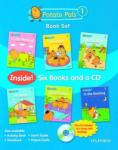 Potato Pals 1: Book Set (ISBN: 9780194391740)