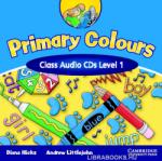 Primary Colours Level 1 Class Audio CDs (ISBN: 9780521750981)