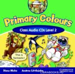 Primary Colours Level 2 Class Audio CDs (ISBN: 9780521750998)