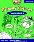 Primary Colours Level 2 Teacher's Book (ISBN: 9780521667258)
