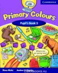 Primary Colours 3. Pupil`s Book - учебник по английски (ISBN: 9780521667326)