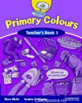 Primary Colours Level 3 Teacher's Book (ISBN: 9780521667241)