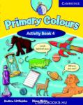Primary Colours Level 4 Activity Book (ISBN: 9780521699839)