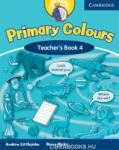 Primary Colours Level 4 Teacher's Book (ISBN: 9780521699846)