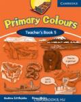 Primary Colours Level 5 Teacher's Book (ISBN: 9780521699914)