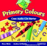 Primary Colours Starter Class Audio CDs (ISBN: 9780521750967)