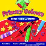 Primary Colours Starter Songs and Stories Audio CD (ISBN: 9780521750974)