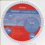 Wheel. Unregelmaessige Verben Deutsch. Sprachdrehscheibe (ISBN: 9783199195467)