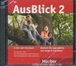 Немски език AusBlick 2 - 2 Audio-CDs zum Kursbuch (ISBN: 9783190318612)