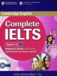Complete IELTS Bands 5-6.5 Student's Book with answers + CD-ROM (2012)