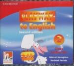 Playway to English 2nd edition Level 2 Class Audio CDs (ISBN: 9780521131063)