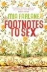 Footnotes to Sex (ISBN: 9780141039916)