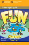 Fun for Starters, Movers and Flyers Starters Student's Book 2nd ed (ISBN: 9780521748605)