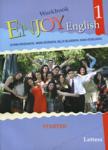 Enjoy English 1 - Workbook (ISBN: 9789545166167)