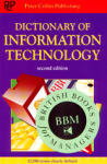 Dictionary of information technology (ISBN: 9781901659207)