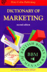 Dictionary of Marketing (ISBN: 9781901659177)