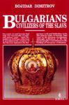 Bulgarians civilizers of the slavs (ISBN: 9789545000331)