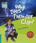 Why Does Thunder Clap? Level 5 Factbook (ISBN: 9780521137379)