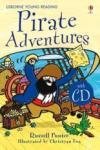 Pirate Adventures + CD (ISBN: 9781409533900)