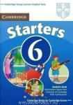 Cambridge Starters 6, Student's Book (ISBN: 9780521739337)
