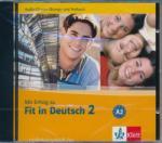 Mit Erfolg zu Fit in Deutsch Fit in Deutsch 2 Audio-CD (ISBN: 9783126763363)