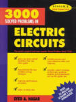 3, 000 Solved Problems in Electrical Circuits (2001)