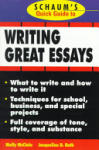 Schaum's Quick Guide to Writing Great Essays (2011)