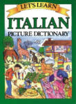 Let's Learn Italian Picture Dictionary (2004)