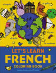Let's Learn French Coloring Book (2007)