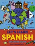 Let's Learn Spanish Coloring Book (2007)