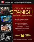 Listen 'n' Learn Spanish with Your Favorite Movies (2004)