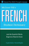 McGraw-Hill's French Student Dictionary (2009)
