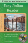 Easy Italian Reader w/CD-ROM: A Three-Part Text for Beginning Students (2010)