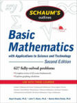 Schaum's Outline of Basic Mathematics with Applications to Science and Technology, 2ed (2006)