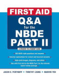 First Aid Q&A for the NBDE Part II (2011)