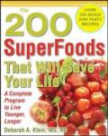 The 200 SuperFoods That Will Save Your Life (2001)