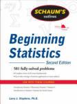 Schaum's Outline of Beginning Statistics, Second Edition (2011)