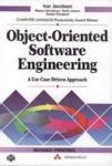 Object Oriented Software Engineering: A Use Case Driven Approach (2007)