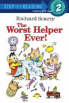 Richard Scarry's the Worst Helper Ever! : A Fabulous Vacation for Geronimo (2007)
