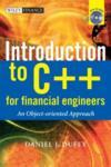 Introduction to C++ for Financial Engineers: An Object-Oriented Approach (ISBN: 9780470015384)